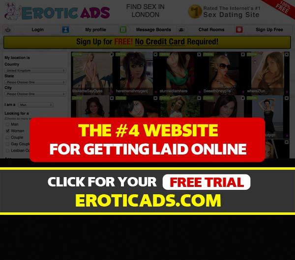 EroticAds Screen Capture