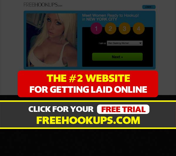 FreeHookups Screen Capture