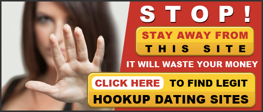 fake hookup sites